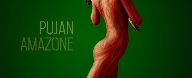 Pujan - Amazone - cover